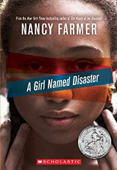 A Girl Named Disaster 0439471443 Book Cover