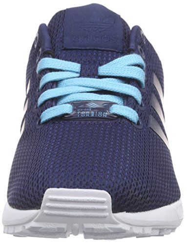 Adidas Zx Femme blue Night Sneakers Indigo Indigo Flux Glow night ttdZr8qx