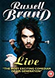 Russell Brand: Live [DVD]