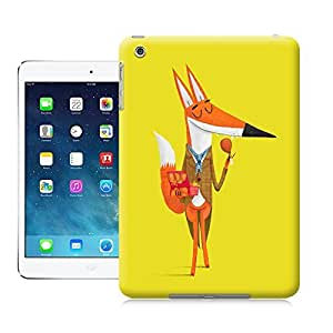 Unique Phone Case Fox and Fried Chicken Hard Cover for ipad mini cases-buythecase