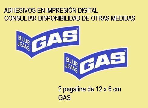 Fd129 GP Aufkleber Autocollants Adesivi Moto Decals Motorcycle Ecoshirt 8V-NB4D-JJ5R Aufkleber Stickers Gas Blue Jeans Ref