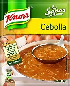 Knorr - Sopa Deshidratada Sabor Cebolla sin Conservantes