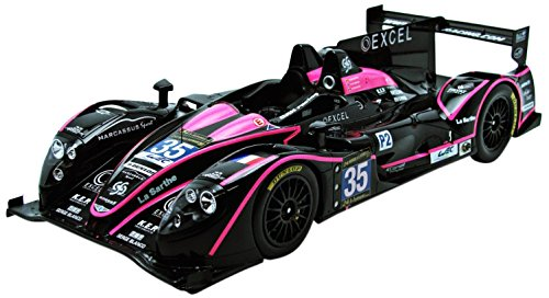1/18 Morgan-Nissan OAK Racing No.35 LM 2013 Winner LMP2 Class B.Baguette/R.Gonzalez/M.Plowman(ブラック) 18S101