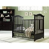 Bonavita Hudson Classic Convertible Crib, Classic Cherry