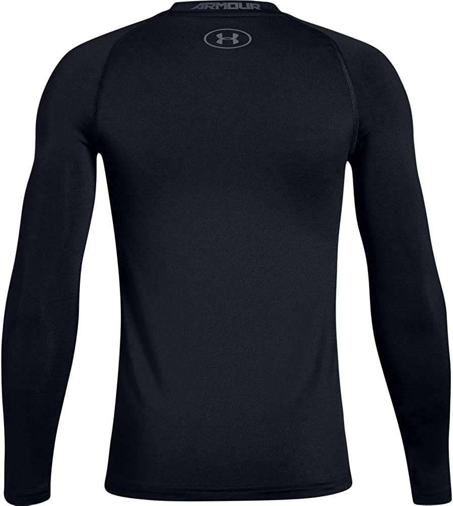 Under Armour Boys HeatGear Long Sleeve Shirt