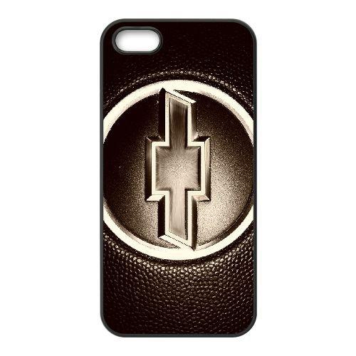 Chevrolet 002 coque iPhone 4 4S cellulaire cas coque de téléphone cas téléphone cellulaire noir couvercle EEEXLKNBC24162