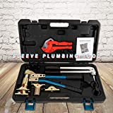 Plumbing Tools TBVECHI Plumbing Tools PPR PEX Pipes Fitting Tools Pipes Expand/Tighten Tool PEX-1632 16-32mm Press Tool Pliering Tool Rehau Systems