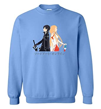 pretty nice 9512d f3eeb Amazon.com: Asuna x Kirito Sword Art Online Inspired ...