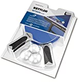 Kettler Halo 5.0 Outdoor Table Tennis Racquet Set