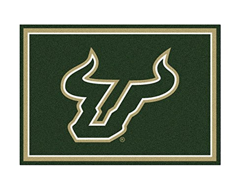 - Milliken South Florida College Team Spirit Area Rug, 3'10
