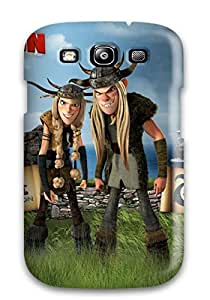 New PeVprVP4308xFCND How To Train Your Dragon Skin Case Cover Shatterproof Case For Galaxy S3