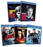 Jack Ryan Movie 5 Pack [Blu-ray]