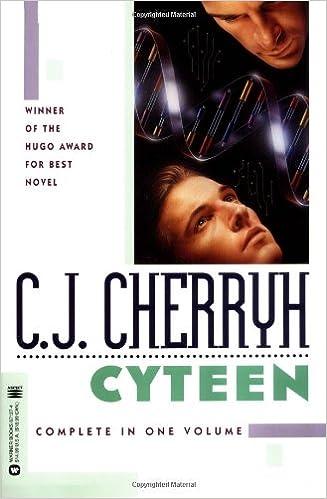 Cyteen by C.J. Cherryh