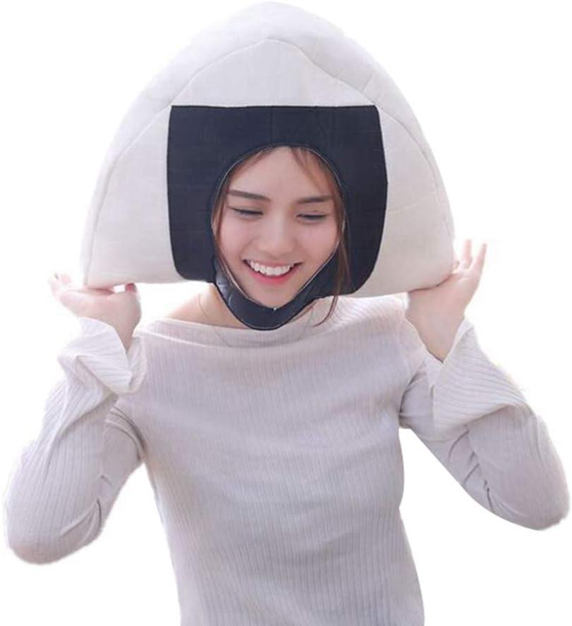 Amosfun Sombrero de Felpa Animal Sushi Divertido Disfraz Sombrero ...
