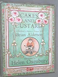 Cakes and custard