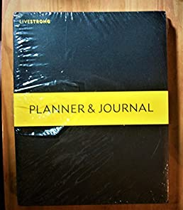 livestrong guidebook livestrong guidebook planner and journal two rh amazon com Large Desk Planner Daily Journal Wedding Planner Journal