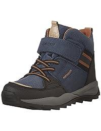 Geox Boy's J ORIZONT B B.ABX B Snow Boots