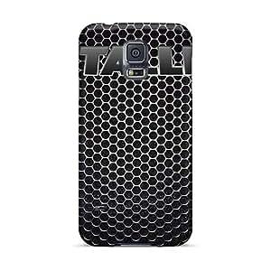 Samsung Galaxy S5 SiY523nHqF Customized Lifelike Metallica Band Series Scratch Protection Hard Phone Case -JamieBratt