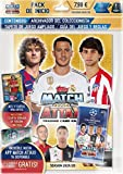 2019-20 Topps Match Attax Champions League Cards
