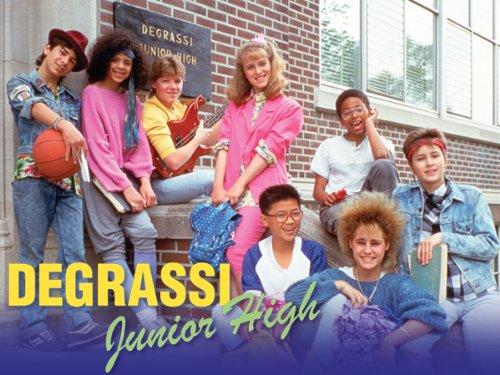 amazoncom degrassi junior high season 1 amazon digital