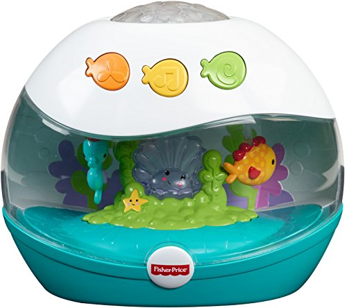 (Fisher-Price Calming Seas Projection)
