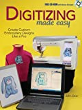 Image of Digitizing Made Easy: Create Custom Embroidery Designs Like a Pro