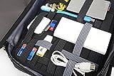 BUBM Double Layer Laptop Bag, Travel Organize Case