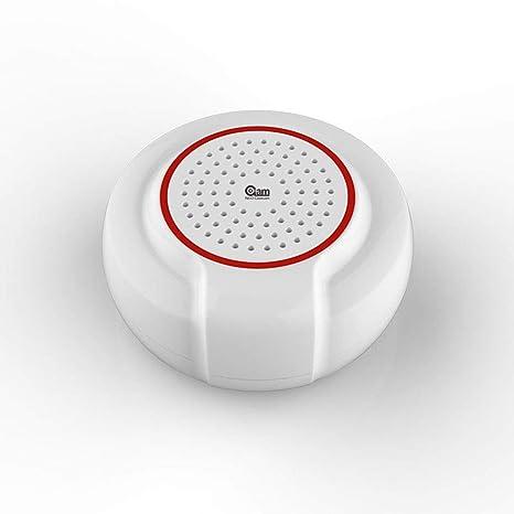 Fangfeen Sirena de Alarma sin Hilos Neo Coolcam NAS-PD02Z Sensor Compatible con la Alarma