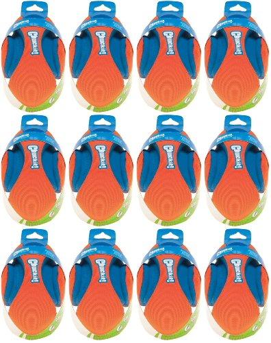 Chuckit Fumble Fetch Toy for Dogs, Small 12pk