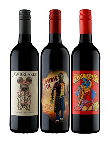 Craft Wine Red Select Mixed Pack Red Wine Pack 3 x 750 ml