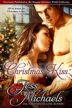 Christmas Kiss Jess Michaels ebook product image