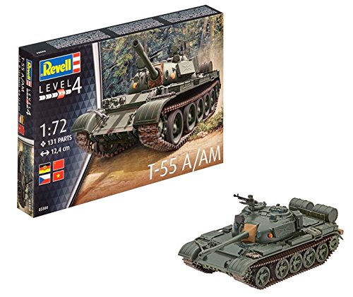 """Revell 03304 """"T-55 A/AM Model Kit, used for sale  Delivered anywhere in USA"""