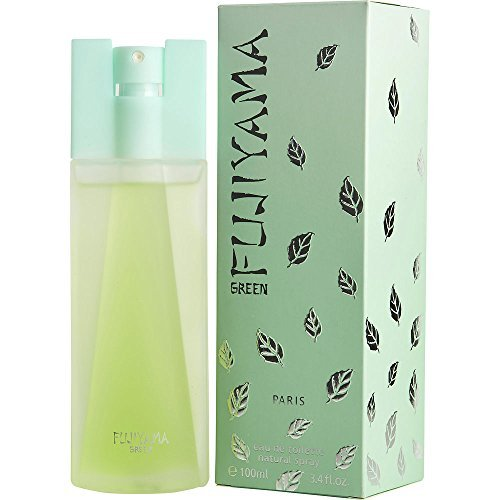 - FUJIYAMA GREEN by Succes de Paris EDT SPRAY 3.4 OZ for WOMEN ---(Package Of 5)