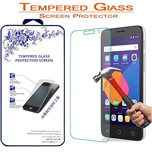 Tempered Glass Screen Protector for Alcatel Pop 3 5.0 - 4