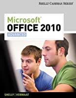 Microsoft Office 2010: Advanced Front Cover