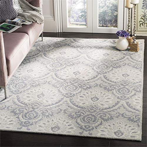 Safavieh Rug, 2 6 x 4 , Light Grey