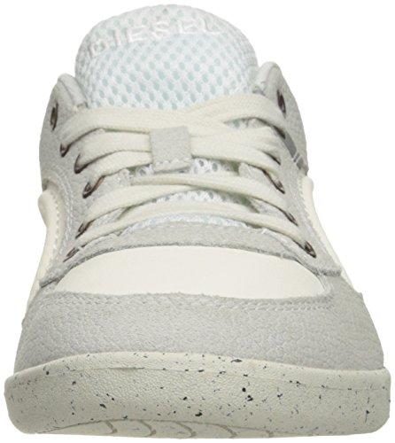 Diesel Herren Weiß Eastcop Starch Sneakers