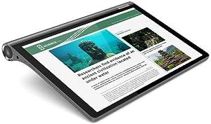 "Lenovo Yoga Smart Tab, 10.1"" FHD Android Tablet, Octa-Core Processor, 64GB Storage, 4GB RAM, Iron Grey, ZA3V0005US (Renewed)"