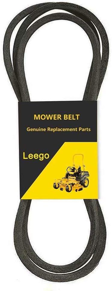 954-04045MTD754-04045 954-04045,Toro 112-5800,Troy-Bilt 754-04045 954-04045 1//2 x 109 Lawn Mower Cutting Deck Belt Belt Make with Kevlar for Cub Cadet 754-04045 954-04045,Massey Ferguson754-04045