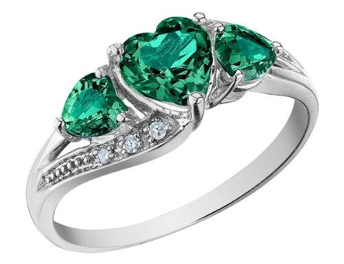 1.25 Ct Heart Diamond - 8
