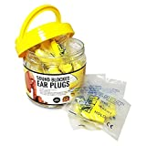 Ear Plugs for Sleeping - 30 Pairs Individually Wrapped Sound Blocking Earplugs - Block Snoring & Annoying Noise for Peace and Quiet - Perfect for Travel & Study