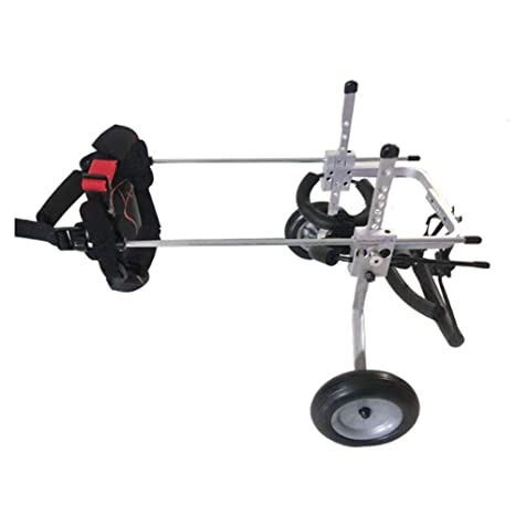 GHMHJH Ciclomotor de Mascota - Silla de Ruedas de Perro ...