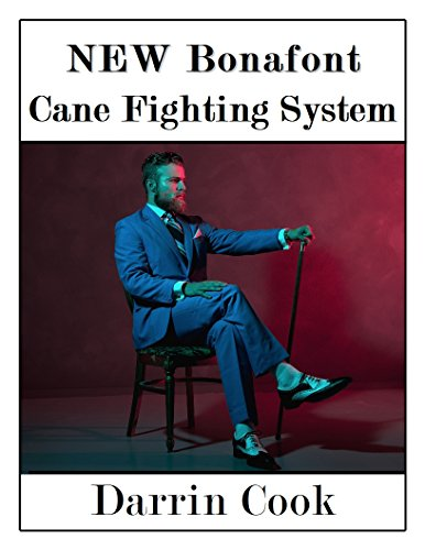 NEW Bonafont Cane Fighting System