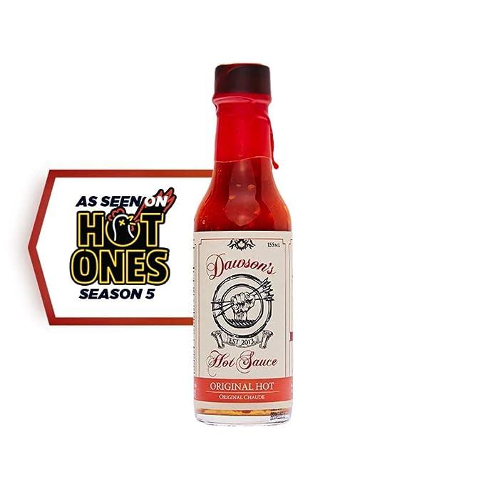 Dawson's Hot Sauce