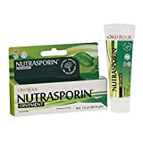 Nutrasporin® Extra Strength 100ppm Silver Gel Natural Non Antibiotic Ointment for First Aid, Wounds, Rashes, Skin Irritations and Immune Support