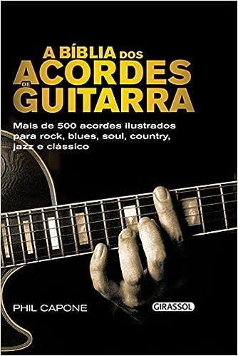 A Bíblia dos Acordes de Guitarra: Amazon.es: vv.aa.: Libros en ...