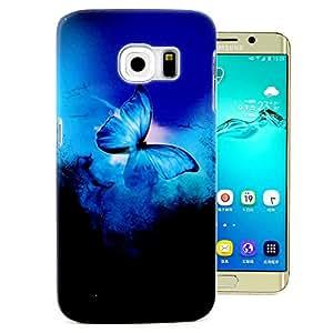 Para Galaxy S6 edge , ivencase Hermoso Charming Style Protector Duro Skin Funda Carcasa Tapa Case Cover Para Samsung Galaxy S6 edge G925