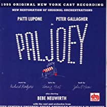 Pal Joey (1995 Original New York Cast Recording)