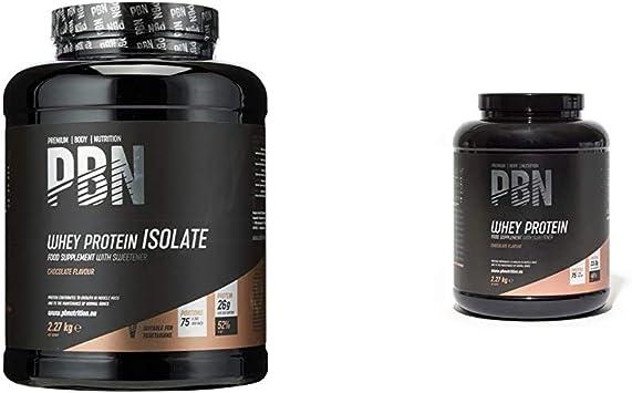 Premium Body Nutrition - Aislado de proteína de suero de ...