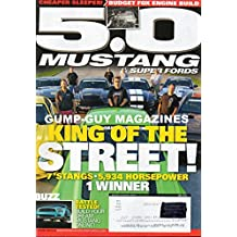 5.0 Mustang & Super Fords Magazine (May 2013 (King of the Street!))